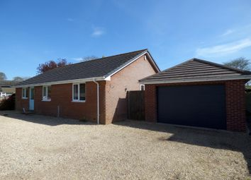 Thumbnail 3 bedroom bungalow to rent in Bashley Road, New Milton