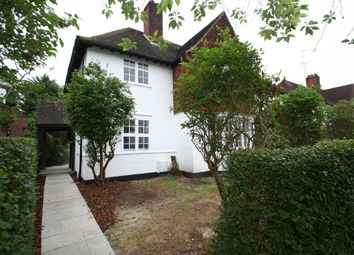 Thumbnail 3 bed semi-detached house to rent in Brookland Rise NW11, Hampstead Garden Suburb