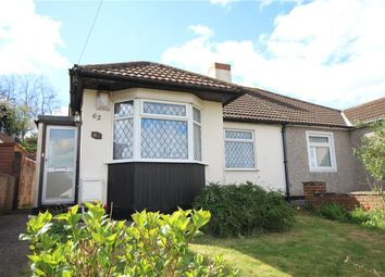 Thumbnail 3 bedroom semi-detached bungalow for sale in Chalk Pit Avenue, St Pauls Cray, Kent