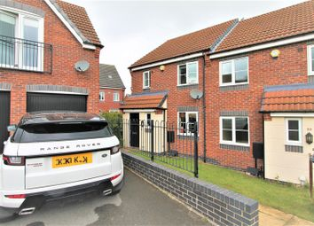 3 bed town house for sale in Moulton Road, Hamilton, Leicester LE5