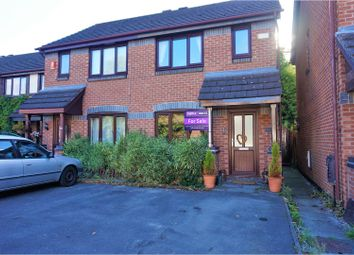 Thumbnail 2 bed semi-detached house for sale in Gateacre Walk, Manchester