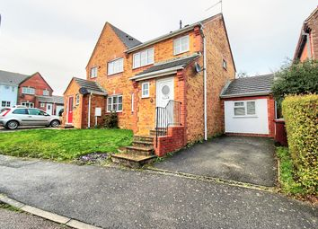 Thumbnail 3 bed semi-detached house for sale in Lavant Road, Stone Cross, Pevensey