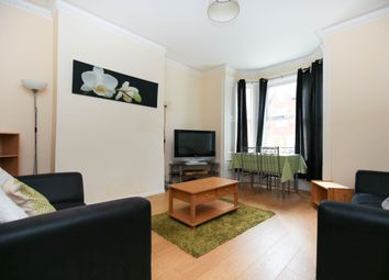 Thumbnail 4 bed flat to rent in Meldon Terrace, Heaton, Newcastle Upon Tyne