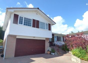 Thumbnail 5 bedroom detached house for sale in West Canford Heath, Poole, Dorset
