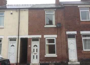 Thumbnail 2 bed terraced house to rent in Clifton Avenue, Rotherham