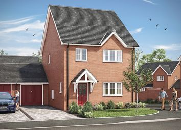 Thumbnail 4 bed detached house for sale in Church Street, Pensnett, Brierley Hill