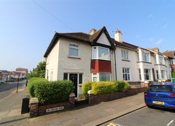 Thumbnail 3 bed end terrace house for sale in Dallington Road, Hove