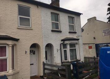 Thumbnail 3 bed end terrace house for sale in Byron Road, Wealdstone, Harrow