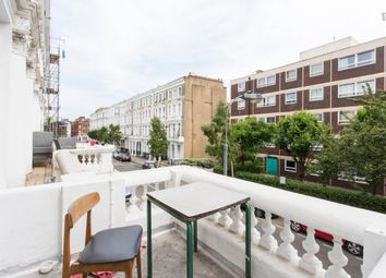 Thumbnail 3 bed flat to rent in Charleville Road, West Kensington