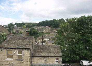 Thumbnail 2 bed flat to rent in 74 Huddersfield Road, Holmfirth