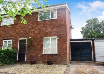 Thumbnail 2 bedroom end terrace house for sale in Hale Avenue, Stony Stratford, Milton Keynes