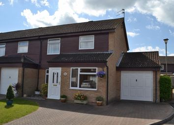 Thumbnail 3 bed semi-detached house for sale in Wentworth Drive, Bishop's Stortford