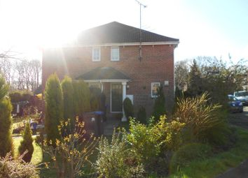 Thumbnail 2 bed semi-detached house to rent in The Dell, East Grinstead