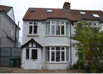 Thumbnail 4 bed semi-detached house for sale in Church Avenue, London