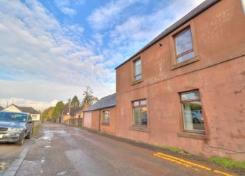 Thumbnail 3 bed town house for sale in High Street, Laurencekirk