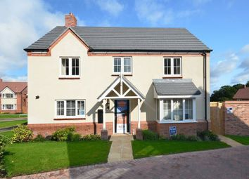 Thumbnail 4 bed detached house for sale in Wheelwright Drive, Sancerre Grange, Eccleshall, Staffordshire