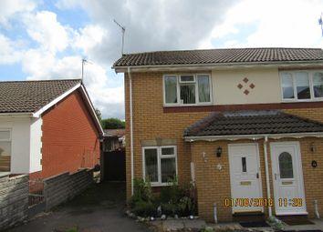 Thumbnail 2 bed semi-detached house to rent in Parc Tyn-Y-Waun, Llangynwyd, Maesteg, Bridgend.