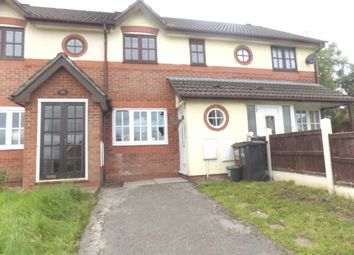 Thumbnail 2 bed terraced house to rent in Lon Goed, Holywell