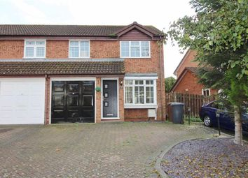 Thumbnail 3 bed end terrace house for sale in The Campions, Borehamwood