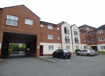 Thumbnail 2 bed flat for sale in Delamere Court, St Marys Street, Crewe