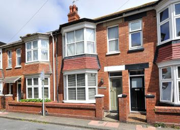 Thumbnail 3 bed terraced house for sale in Brunswick Road, Worthing, West Sussex