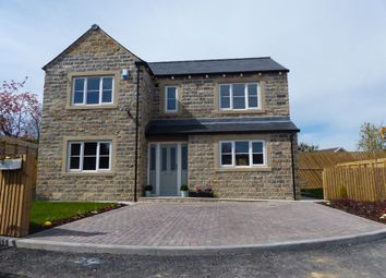 Thumbnail 4 bed detached house for sale in Sycamore Rise, Foulridge, Colne