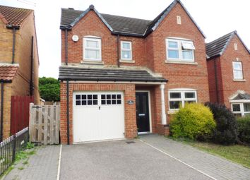 Thumbnail 4 bed detached house for sale in Bellscroft, Wombwell