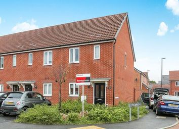 Thumbnail 2 bed end terrace house for sale in Steinway, Banner Brook, Coventry, .