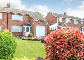 Thumbnail 3 bed semi-detached house for sale in St. Johns Gardens, Driffield