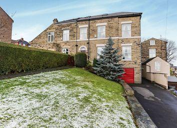 Thumbnail 4 bedroom semi-detached house for sale in Fir Street, Walkley, Sheffield