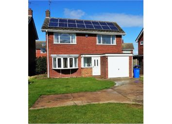 Thumbnail 4 bed detached house for sale in Abbey Road, Swineshead, Boston
