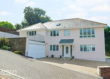 Thumbnail 4 bed detached house for sale in Allotment Gardens, Kingsbridge, Devon