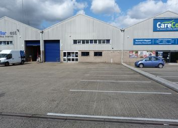 Thumbnail Light industrial to let in Marriott Close, Heigham Street, Norwich