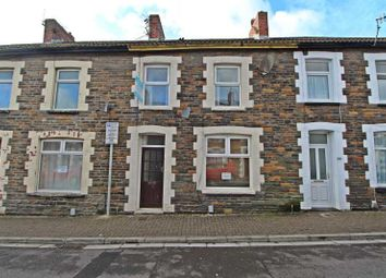 Thumbnail 5 bed terraced house for sale in Queen Street, Treforest, Pontypridd, Rhondda Cynon Taff