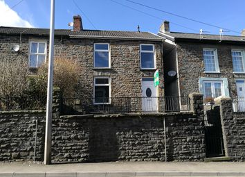 Thumbnail 3 bed end terrace house for sale in High Street, Porth