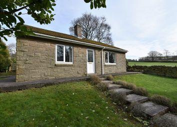 Thumbnail 2 bed detached bungalow for sale in Chapel-En-Le-Frith, High Peak