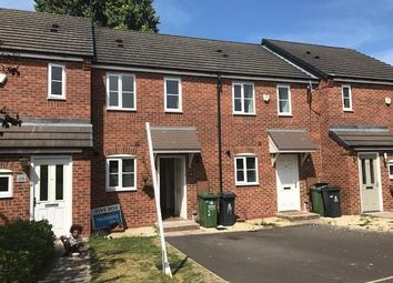 Thumbnail 2 bed terraced house to rent in Pitchwood Close, Darlaston, Wednesbury
