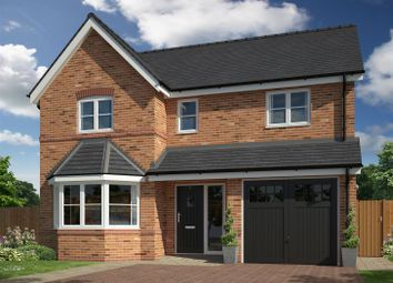 Thumbnail 4 bed detached house for sale in Glenatina Gardens, New Road, Ash Green, Coventry
