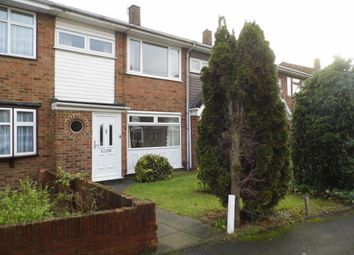 Thumbnail 3 bed terraced house to rent in Havard Walk, Hornchurch