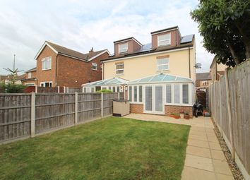 Thumbnail 3 bed semi-detached house for sale in Warwick Road, Ashford
