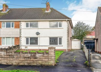 3 bed semi-detached house for sale in Heol Catwg, Neath SA10