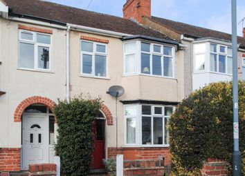 Thumbnail 3 bed terraced house for sale in Hanworth Road, Warwick