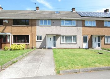 Thumbnail 4 bed terraced house for sale in Caerau Road, Cardiff