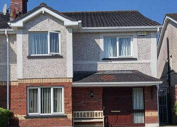 Thumbnail 4 bed semi-detached house for sale in 6 The Court, Rathdale, Enfield,