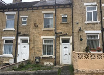 Thumbnail 3 bed terraced house to rent in Waverley Road, Bradford