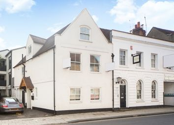 Thumbnail 1 bed flat to rent in 32 London Street, Chertsey