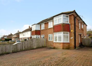 Thumbnail 4 bed semi-detached house for sale in Findon Road, Findon Valley, Worthing