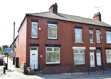 Thumbnail 2 bed end terrace house for sale in Hollins Road, Hollinwood, Oldham