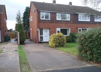 Thumbnail 3 bed property for sale in Clun Close, Wellington, Telford
