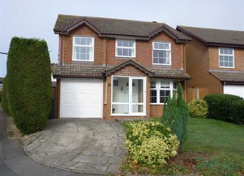 Thumbnail 4 bed detached house for sale in Queens Wood Drive, Hereford